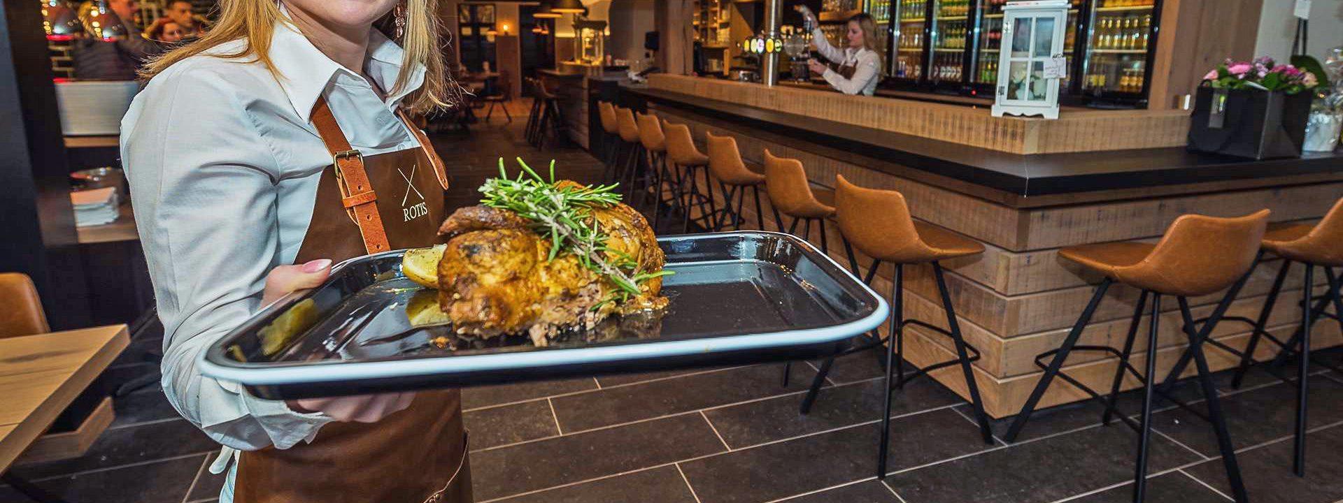 Menukaart - Rotis Leuven