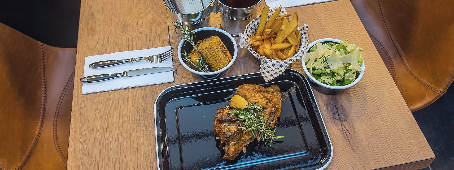 Onze kip - Rotis Leuven